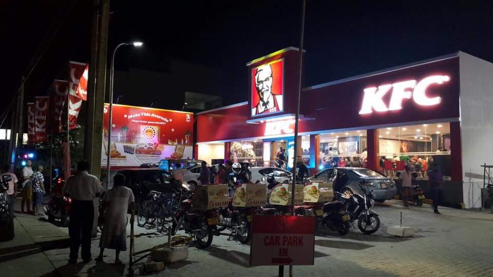 KFC Matara | Sri Lankan Guides
